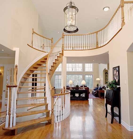 Curved Stairs #106