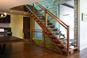 Straight Stairs #134