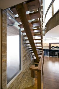 Straight Floating Stairs #130