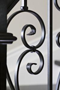 Stair Metal Panel Design #135