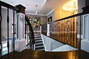 Custom Staircase #153