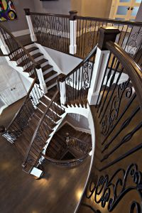Custom Staircase #152