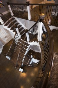 Custom Staircase #150