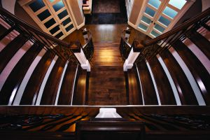 Custom Straight Stairs #148