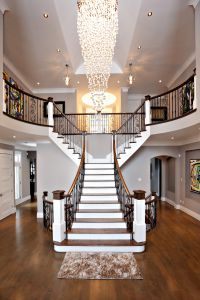 Custom Stairs #145