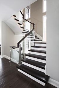 Staircase Glass Panels #117