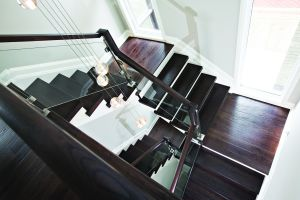 Custom Straight Stairs #141