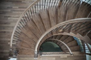Curved Stairs #185