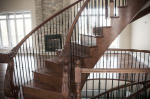 Curved Stair #188