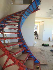 Curved Stair #174