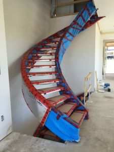 Curved Stair #179