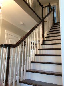 Straight Stairs #164