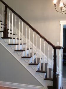 Straight Stairs #163
