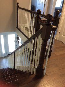Straight Stairs #162