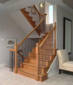 Straight Stairs #123