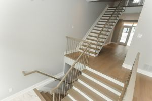 Straight Stairs #166