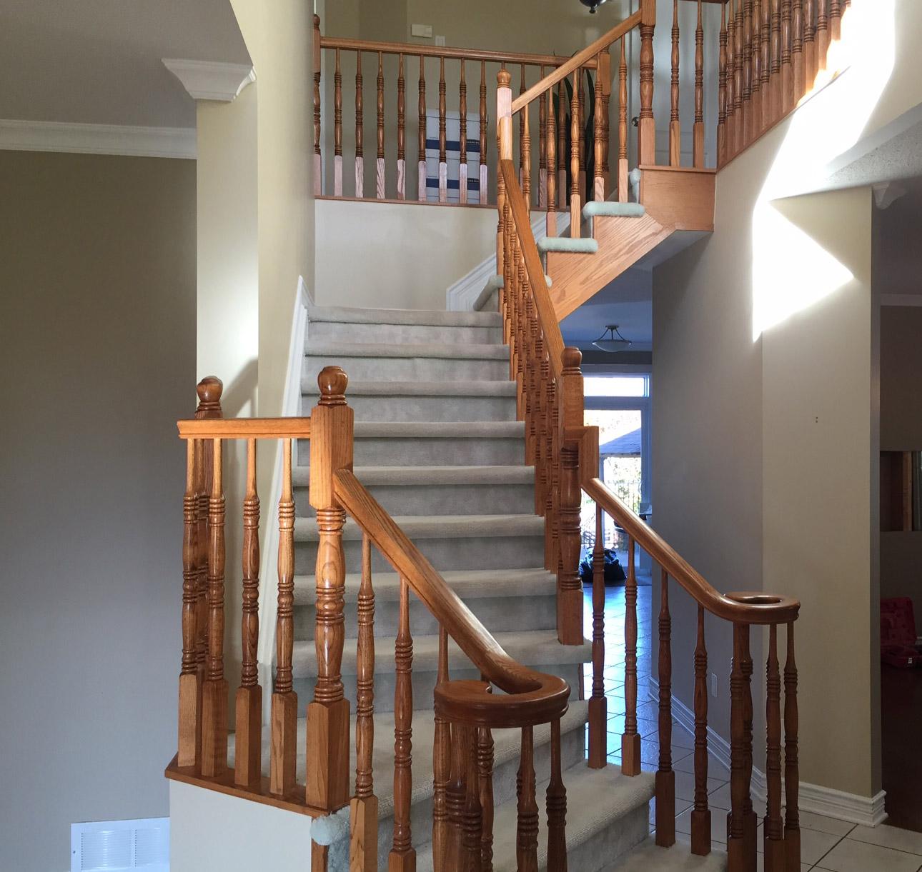 Ottawa Classic Stairs